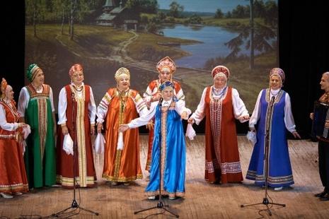 24 октября пройдет десятый Колпинский фестиваль гармонистов и частушечников «Играй, задорная гармонь!»
